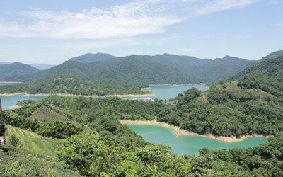 台北からちょっと足をのばして緑を満喫する ~千鳥湖~